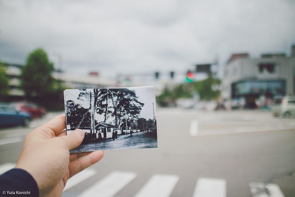 金沢観光の新提案!古写真で歩く金沢の街。古きから金沢を訪ねる金沢観光を提案!